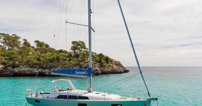 Jeanneau Sunsail 41.1 te huur van particulier of professional in Piraeus
