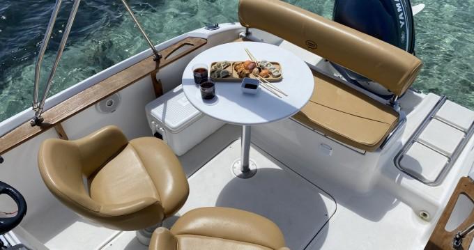 Verhuur Motorboot SESSA KEY met vaarbewijs