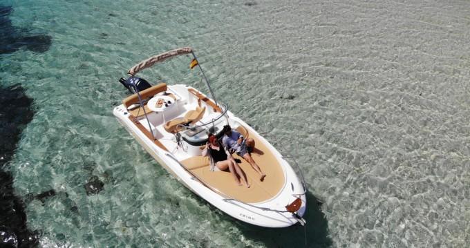 Huur Motorboot met of zonder schipper SESSA KEY in Ibiza Town