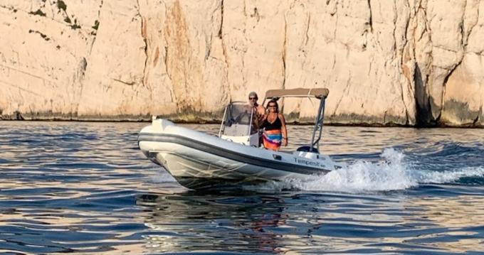 Huur Rubberboot met of zonder schipper Capelli in Marseille