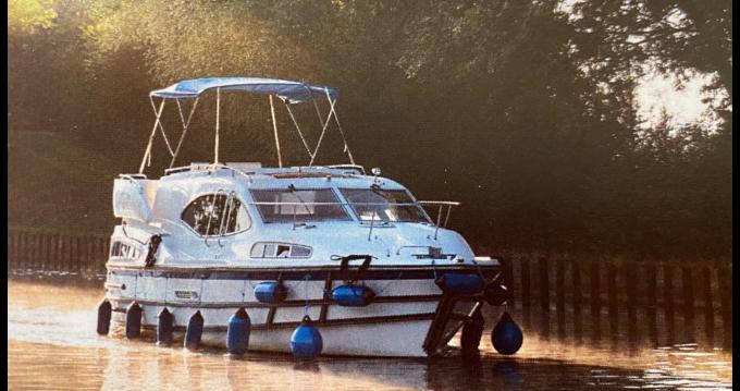 Huur Woonboot met of zonder schipper Haines in Port-sur-Saône