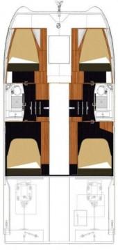Verhuur Catamaran in Trogir - Fountaine Pajot My 37