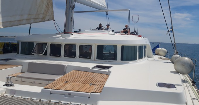 Verhuur Catamaran in Bonifacio - Lagoon Lagoon 500
