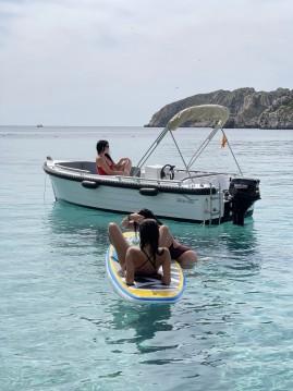Jachthuur in Badia de Santa Ponça - Sylver Yacht Sylver 495 via SamBoat