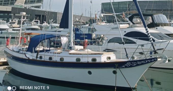 Verhuur Zeilboot in Ibiza Island - Caribean Sailing Yachts CSY 44