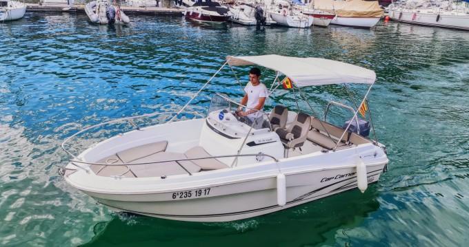 Motorboot te huur in l'Estartit voor de beste prijs