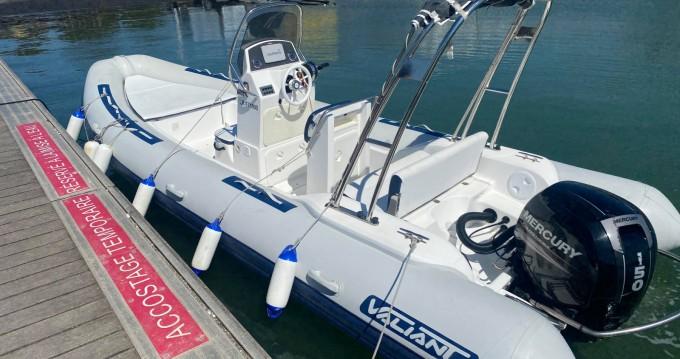 Bootverhuur Valiant Valiant 630 Classic in La Rochelle via SamBoat