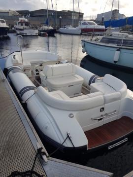 Bootverhuur Castoldi Jet Tender 21 in Zadar via SamBoat