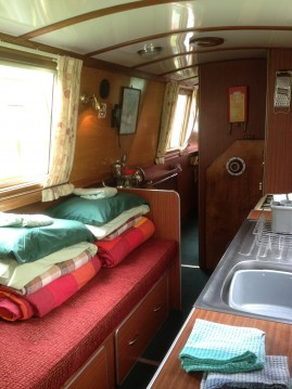 Huur Woonboot met of zonder schipper Classic in Staffordshire