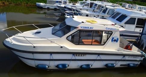 Bootverhuur Pontailler-sur-Saône goedkoop Riviera 750