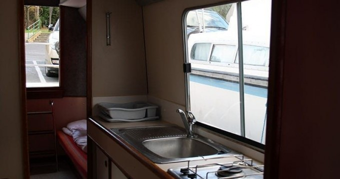 Jachthuur in Redon - Low Cost Eau Claire 930 via SamBoat