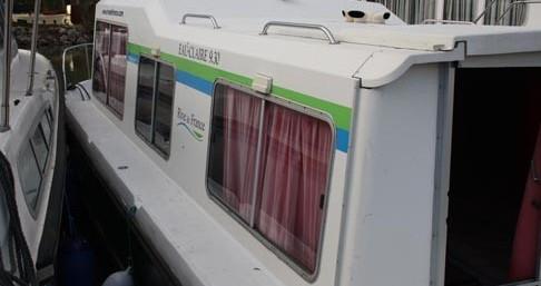 Huur Woonboot met of zonder schipper Low Cost in Redon