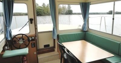 Verhuur Woonboot in Agde - Low Cost Eau Claire 930 Fly
