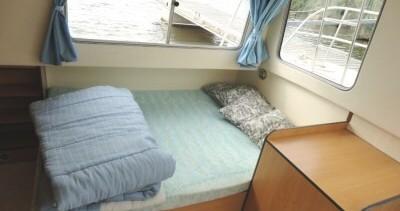 Huur Woonboot met of zonder schipper Low Cost in Pontailler-sur-Saône