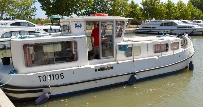 Huur Woonboot met of zonder schipper Classic in Languimberg