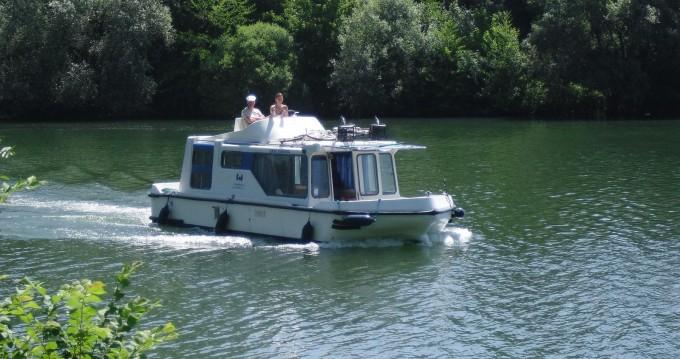Woonboot te huur in Pontailler-sur-Saône voor de beste prijs