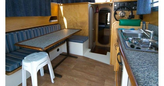 Verhuur Woonboot in Chioggia - Classic New Concorde Fly 890 Suite