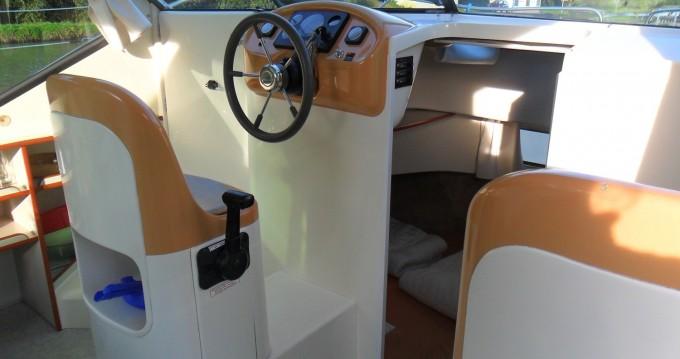 Huur Woonboot met of zonder schipper Classic in Redon