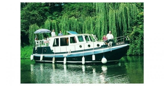 Bootverhuur Classic Linssen Vlet 1030 in Pontailler-sur-Saône via SamBoat
