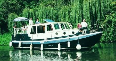 Verhuur Woonboot in Pontailler-sur-Saône - Classic Linssen Vlet 1030