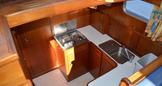 Classic Linssen Yacht 36 te huur van particulier of professional in Pontailler-sur-Saône