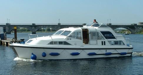 Huur Woonboot met of zonder schipper Classic in Banagher