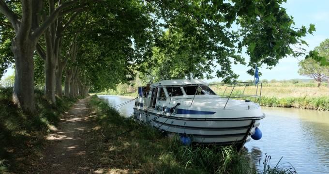 Huur Woonboot met of zonder schipper Premium in Carnon-Plage