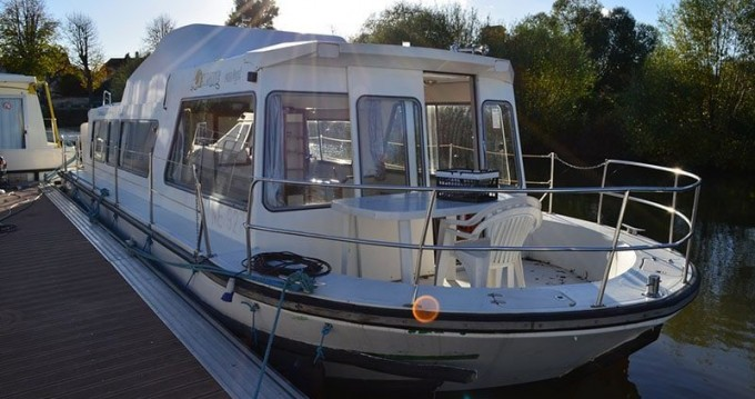 Verhuur Woonboot in Carnon-Plage - Classic Espade Concept Fly