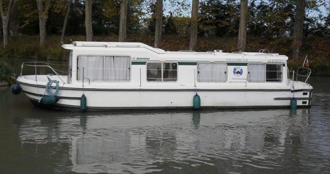 Bootverhuur Châteauneuf-sur-Sarthe goedkoop Eau Claire 1130
