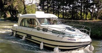 Verhuur Woonboot in Redon - Classic Nicols 1000