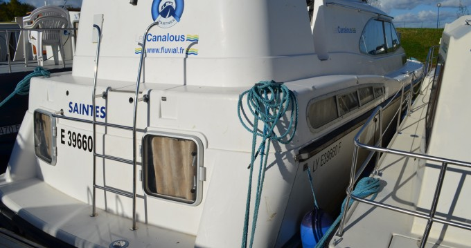 Jachthuur in Agde - Classic Haines Rive 40 via SamBoat