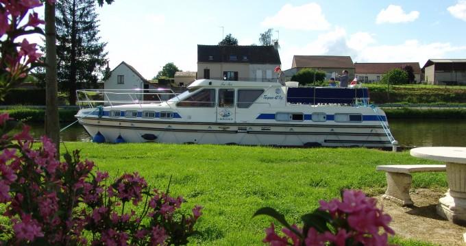 Bootverhuur Premium Tarpon 42 TP in Fürstenberg/Havel via SamBoat