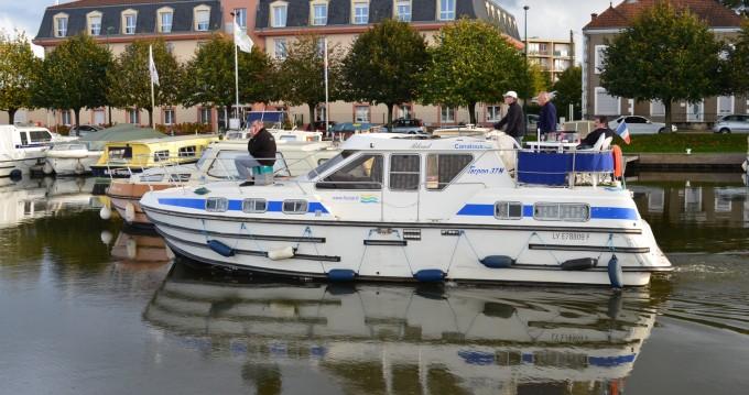 Verhuur Woonboot in Châtillon-en-Bazois - Classic Tarpon 37