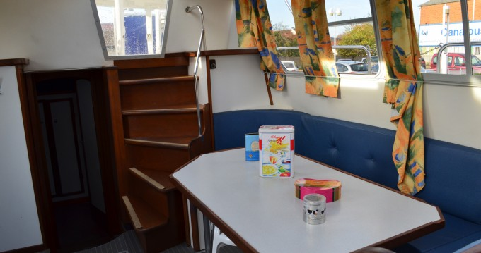 Verhuur Woonboot in Carnon-Plage - Classic Tarpon 37