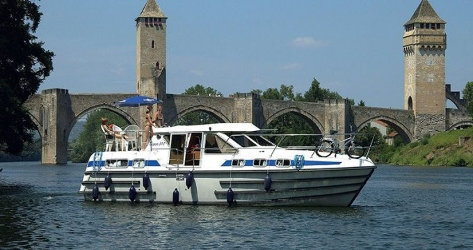 Verhuur Woonboot in Fürstenberg/Havel - Classic Tarpon 37