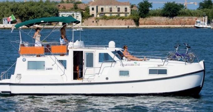 Verhuur Woonboot in Chioggia - Classic Tip Top