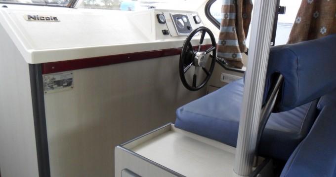 Verhuur Woonboot in Carnon-Plage - Classic Nicols 1160