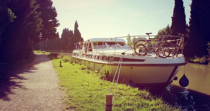 Verhuur Woonboot in Châtillon-en-Bazois - Premium Tarpon 49 QP