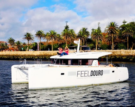 Bootverhuur Classic Lagoon 39 in Vila Nova de Gaia via SamBoat