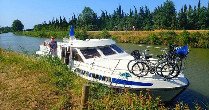 Verhuur Woonboot in Languimberg - Classic Tarpon 42