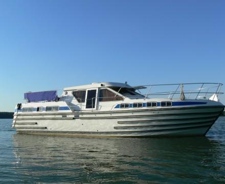 Huur Woonboot met of zonder schipper Classic in Cognac