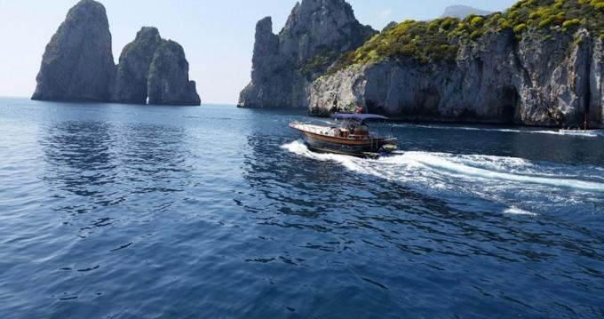 Bootverhuur Sorrento goedkoop Sorrento 36 Open Cruise