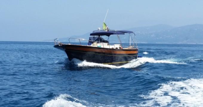 Verhuur Motorboot in Sorrento - Fratelli Aprea Sorrento 36 Open Cruise