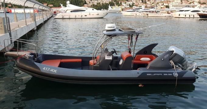 Verhuur Motorboot in Novi Vinodolski -  Bura 850