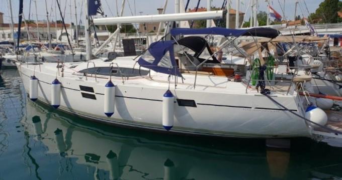 Zeilboot te huur in Novi Vinodolski voor de beste prijs
