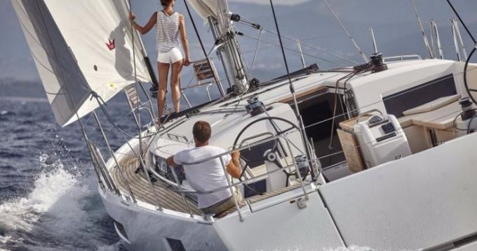 Huur Zeilboot met of zonder schipper Jeanneau in Rhodes