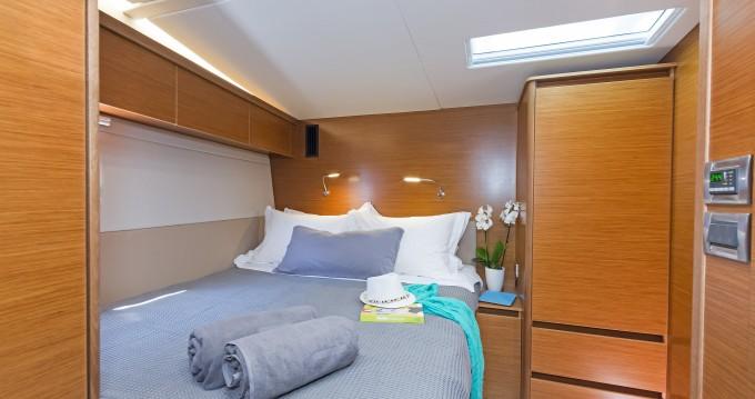 Verhuur Zeilboot in Álimos - Hanse Hanse 675