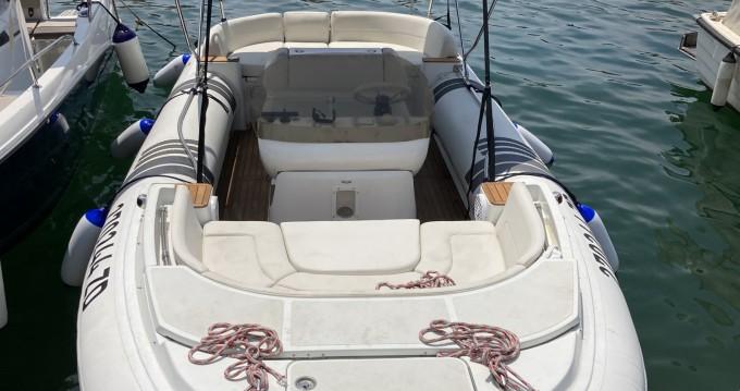 Verhuur Rubberboot in Zadar - Castoldi Jet Tender 21