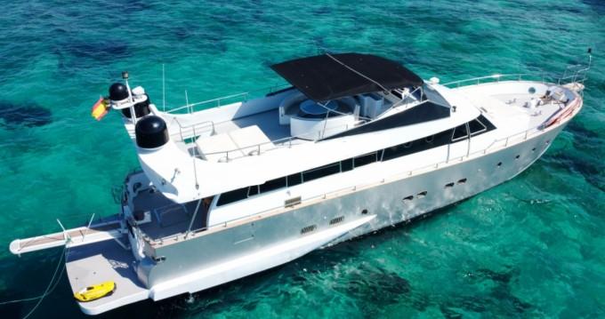 Verhuur Jacht in Ibiza Island - Baglietto Baglietto 24