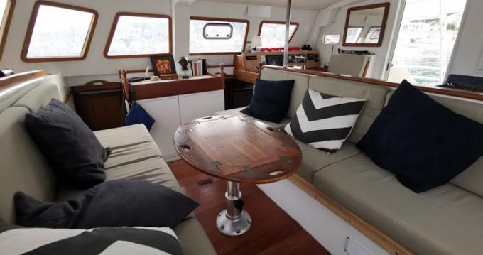 Bootverhuur Tropic Composites Niominka 47 in Porquerolles via SamBoat